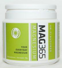 Witte ITL Health Ltd Mag365 Magnesium poeder Natural - 150 gram