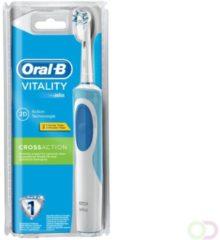 Oral B Elektrische Tandenborstel Vitality Cross Action 2d Action Voordeelverpakking 6xPer st
