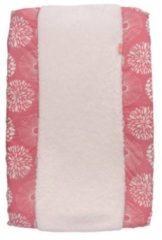 Roze Witlof For Kids Aankleedkussenhoes Sparkle Rose| waskussenhoes