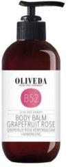 Oliveda B52 Körperbalsam Grapefruit Rose – Harmonizing, 250 ml