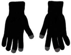 Grijze HEAT KEEPER Thermo handschoenen i Touch Heren Touchscreen handschoenen Zwart Maat S/M