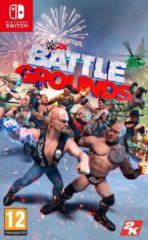 Take-Two WWE 2K Battlegrounds Game - Nintendo Switch