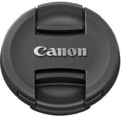 Zwarte Canon lensdop E-72 II
