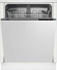 Witte Beko DIN24215 - inbouwvaatwasser