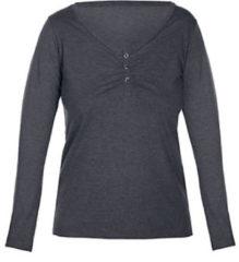 Sassa Schlafanzug grau Damen Gr. 42