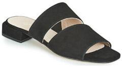 Zwarte Slippers Fericelli JANETTE