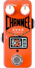 ZVEX Effects Channel 2 overdrive effectpedaal