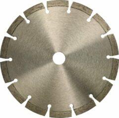 Zilveren Diamantzaagbladen Diamantschijf 125mm universeel gebruik