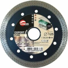 Leman disque carrelage diamant turbo continu ø125