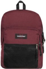 Bordeauxrode Eastpak Pinnacle Rugzak Bordeaux