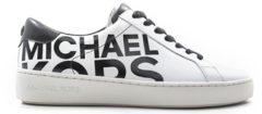 MICHAEL KORS Sneakers Trendy donna bianco/nero