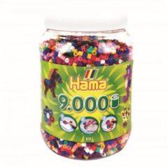 Strijkkralen Hama In Pot 9000 Stuks Primair (2672001)