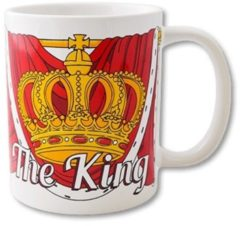 Paperdreams Funny Mugs 41- the King