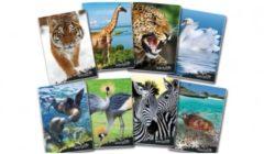 Blasetti Quaderno Maxi Animal Life Seconda e Terza Elementare 10 pezzi