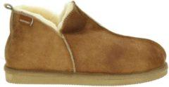 Shepherd Annie dames pantoffel - Cognac - Maat 36