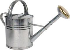 Grijze Talen Tools - Gieter 5 Liter metaal verzinkt