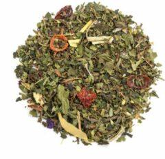 Mr & Mrs Tea Kruiden en wellness thee - Herbal Blend Active - melange met guarana - 80 g