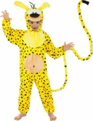 Gele CHAKS - Marsupilami kostuum voor kinderen - 134/140 (9-10 jaar) - Kinderkostuums