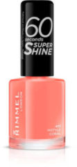 Rimmel London Rimmel 60 Seconds Supershine Nailpolish 415 Instyle Coral (Ex)