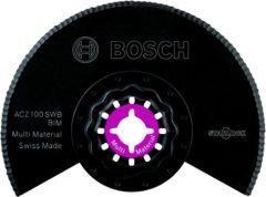 Bosch BIM segmentzaagblad gekarteld voor multitool 2609256976