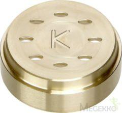 Bruine Kenwood Pastaschijf Linguine AT910009 - Accessoire voor Chef & Major