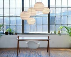 Witte Graypants Scraplight Moon 10 Pendellamp GP 1161 Wit