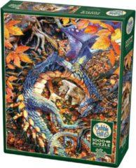 Cobble Hill Legpuzzel Abby's Dragon 1000 Stukjes
