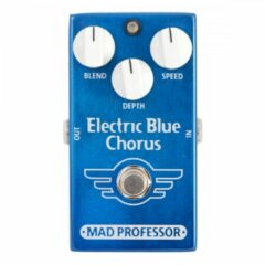 Mad Professor Electric Blue Chorus Factory effectpedaal