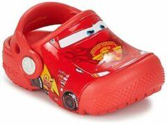 Rode Klompen Crocs Crocs Funlab Light CARS 3 Movie Clog
