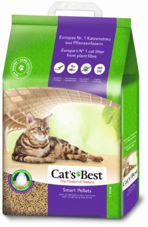 Afbeelding van Cats Best Cat's Best Nature Gold / Smart Pellets - 20 liter (10 kg)