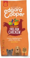Edgard-Cooper Edgard&Cooper Free-Run Chicken Adult Kip&Mango&Bessen - Hondenvoer - 12 kg