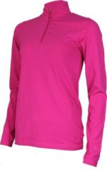 Campri Roll Neck 1/4 Zip Wintersportpully - Maat S - Vrouwen - roze