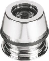 """Balhoofdset Ergotec A118SGC 1 1/8"""" met draad - zilver"""