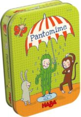 Groene Haba kaartspel Pantomine (DU)