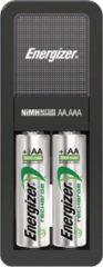 Energizer Lader Mini inclusief 2 AA 2000mAH batterijen