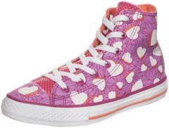 Rosa Converse Chuck Taylor All Star High Sneaker Kinder