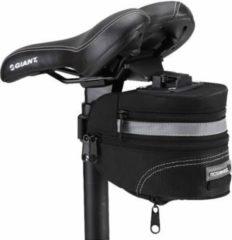 Sport Cosmos Erweiterbare Fahrrad Satteltasche mit Schnellverschluss