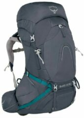 Grijze Osprey Aura AG 50 Small Backpack vestal grey backpack