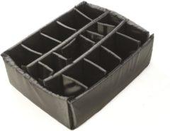 Zwarte Peli 1510 Divider set voor camerakoffer