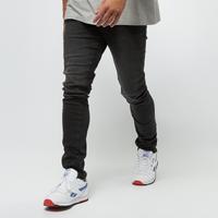 Urban Classics Broek -29/32 inch- Slim Fit Zip Zwart