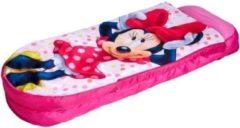 Disney Readybed Minnie Mouse 150 X 62 X 20 Cm Roze