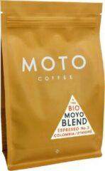 Moto Coffee Moyo Blend Koffiebonen - 350 gram - biologisch