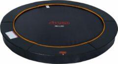 Avyna Pro-Line PRO-LINE FlatLevel trampoline set 14 ø430 cm Zwart