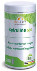Be-life Spiruline 500 Bio (200tb)