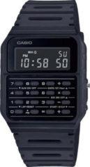 Casio Horloges Vintage Edgy CA-53WF-1BEF Zwart