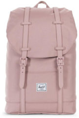Herschel Supply Co. Retreat Mid-Volume Rugzak ash rose / ash rose rubber