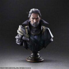 Square Enix Kingsglaive: Final Fantasy XV - Regis Lucis Caelum CXII Bust