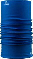 Blauwe Necky Protect Bandana | Sjaal | Nekwarmer | Mondmasker | Multifunctionele hoofdbescherming | Fiets | Sport | Wintersport | Watersport | Motorsport