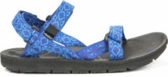 Source Sandalen Classic Dames Eva/polyester Donkerblauw Mt 42