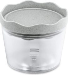 Koziol Bewaarbox Prince 0,3 Liter 11 Cm Grijs/transparant